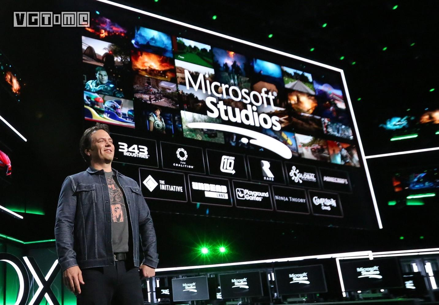 微软2019财年Q1财报公布 游戏部门收益上升44%
