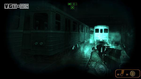 原版《地铁2033》Steam版限时免费领取