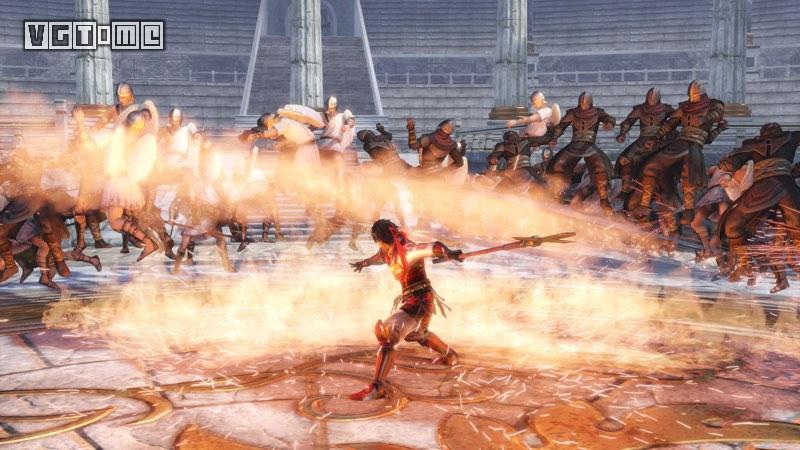 《无双大蛇3》第五弹DLC发布 挑战模式与新神器登场