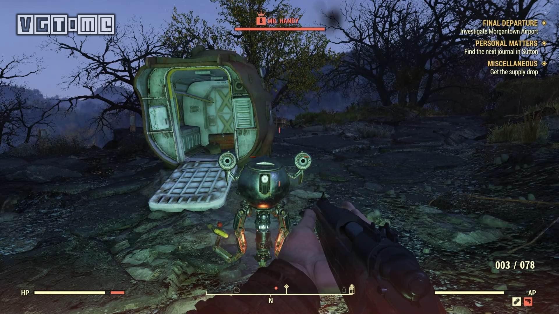 与「高帧战士」作斗争,《辐射76》将锁60帧运行