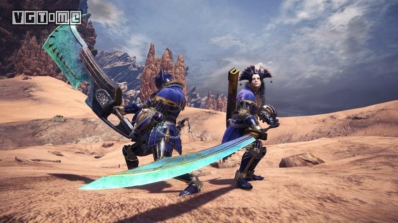 Steam《怪物猎人 世界》即将更新炎妃龙任务_怪物猎人世界炎妃龙任务