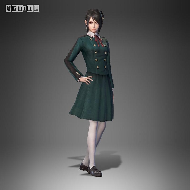 《真·三国无双8》第2弹服装DLC将于11月22日上架_真·三国无双7