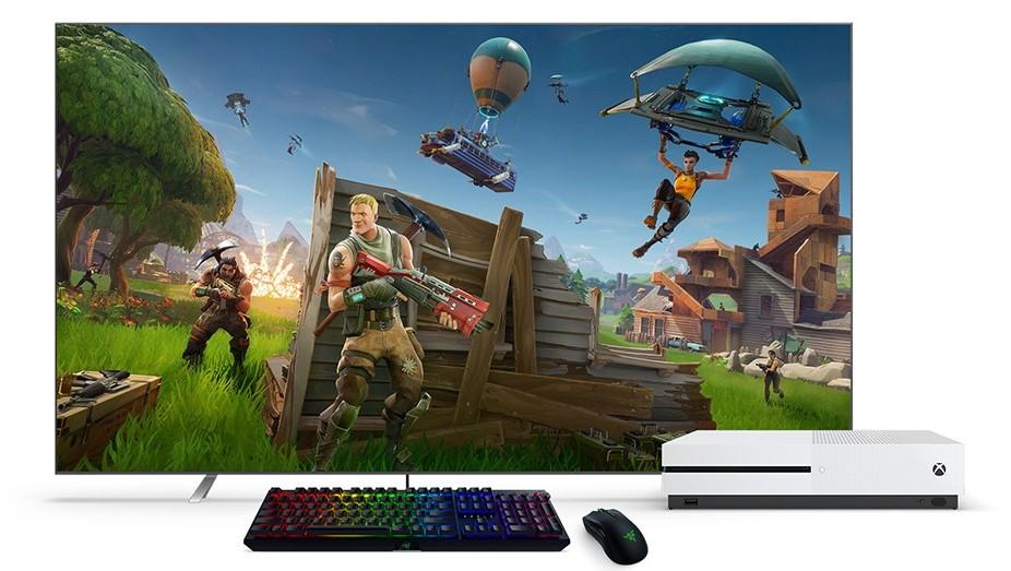 Xbox One键鼠支持系统更新现已推送_推送