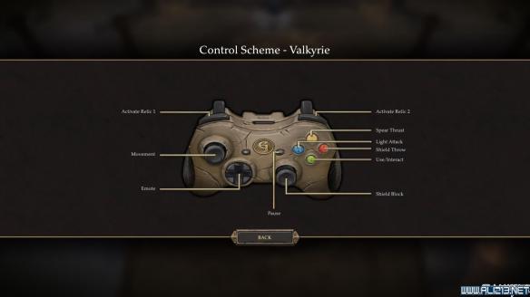 《圣铠传说》全职业键位设置手柄按键说明