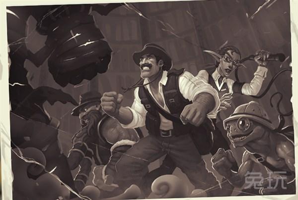炉石探险者协会4区探险者大厅英雄难度攻略