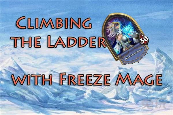 黑石山冰法卡组的复兴 让你天梯更上一层楼