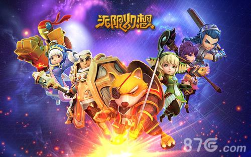 游戏出众 前景无限《无限幻想》试玩评测_小虾米游戏幻想西游
