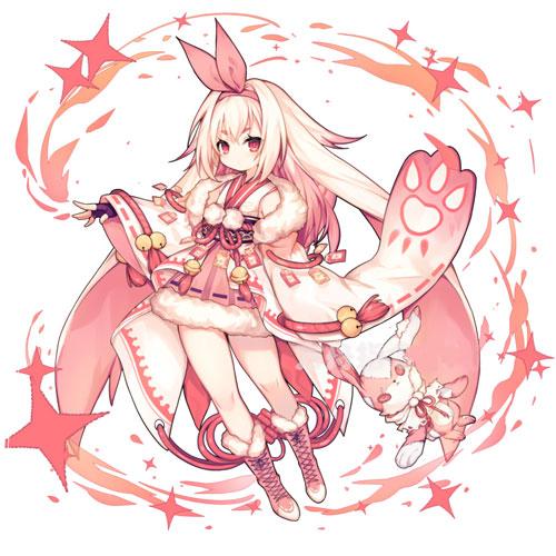 方舟指令因幡白兔怎么样 因幡白兔技能属性攻略_方舟指令因幡白兔