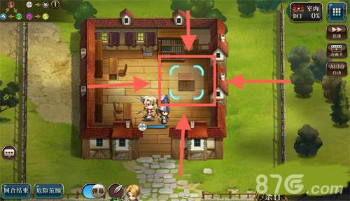梦幻模拟战手游时空裂缝1-1隐藏宝箱攻略_梦幻模拟战手游时空裂缝隐藏宝箱