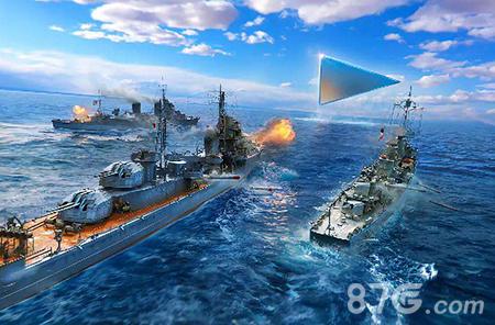 战舰世界闪击战怎么瞄准 炮台瞄准视角设置方法_战舰世界闪击战