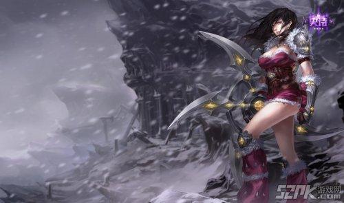 LOL战争女神希维尔出装 战场上的长公主_