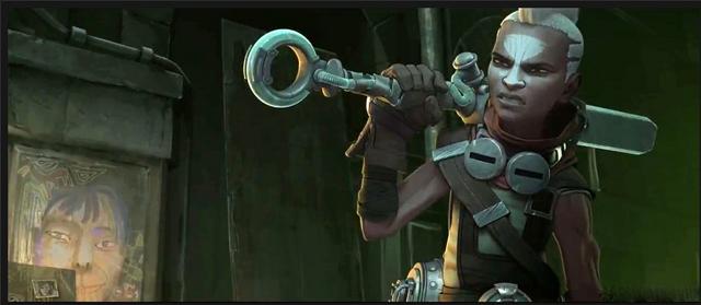 新英雄艾克攻略 超强控制能力的AP刺客_