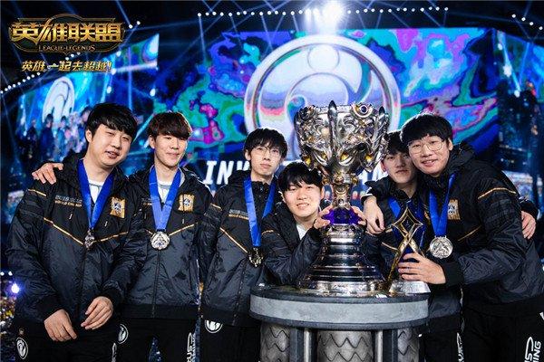 2018英雄联盟iG冠军庆典之月开启