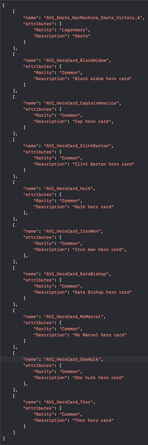 PS4版《漫威复仇者联盟》测试文件发现三名新角色