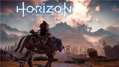 《地平线:黎明时分》PC版与PS4版新对比视频 PC画面美